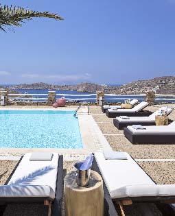 Hotels Ios