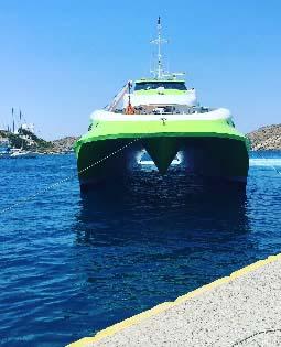 Ferry to Ios